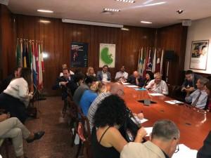 tagina, incotro al ministero del lavoro - 10 settembre 2018