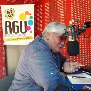 ulderico sbarra - radio gente umbra