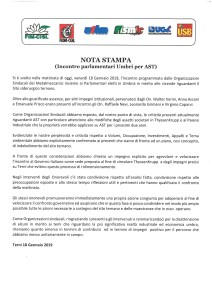 19.01.18.comunicatostampa_terni_incontrosindacaticonparlamentari