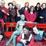 #8Marzo a #Perugia, un momento di riflessione e confronto, anche intergenerazionale, sulla donna e sulle costrizioni che ancora gravano su di lei in un cammino che vuole superare stereotipi e ruoli socialmente imposti che necessitano prima di tutto di un cambio culturale.