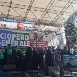 L'intervento del segretario generale nazionale Filca Cisl Franco Turri alla manifestazione dello sciopero dei lavoratori delle costruzioni #15marzo