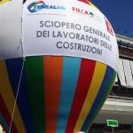 Sciopero generale dei lavoratori delle costruzioni #15marzo