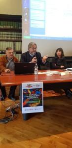 I Colori dell'Economia Sostenibile, l'intervento del segretario regionale Cisl Umbria Riccardo Marcelli