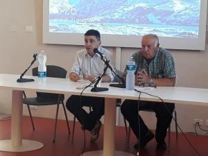 Il saluto del sindaco di Narni Francesco De Rebotti