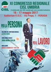 XI Congresso Regionale Cisl Umbria