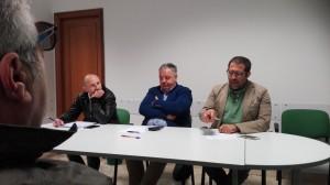 coferenza stampa forestali