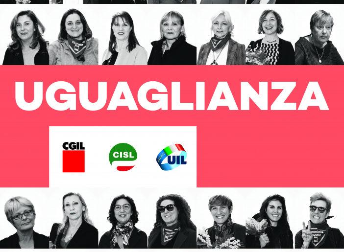 Insieme alle donne, ogni giorno, per la libertà, l'uguaglianza, la giustizia, la parità